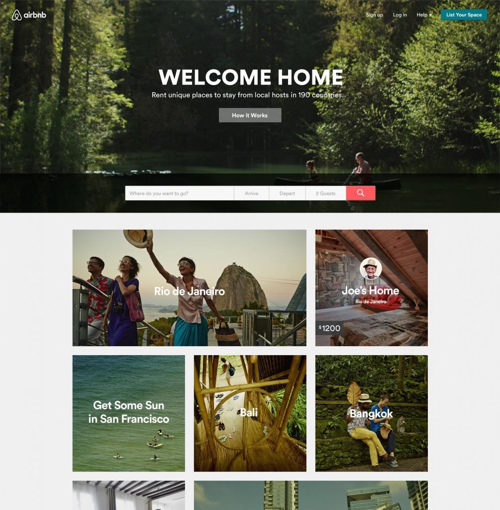 airbnb-homepage
